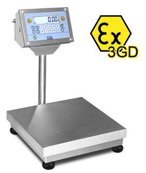 ATEX Platform Scales