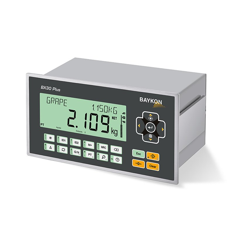 BX30 Plus Weighing Indicator