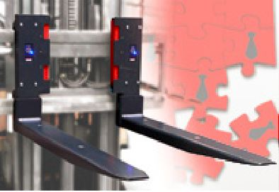 Bluetooth Fork Truck Scales