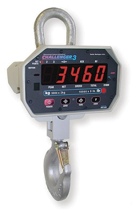 Challenger 3 Digital Crane Scales