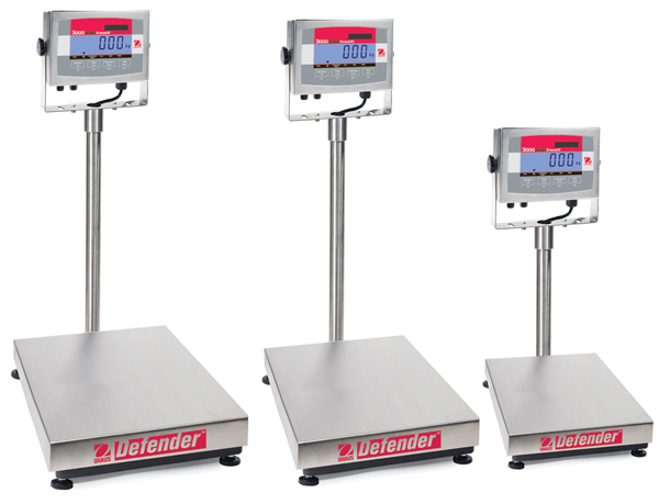 Defender 3000 Bench Scales