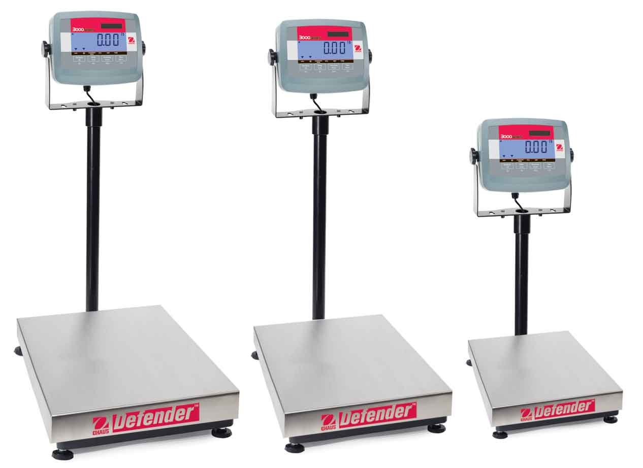 Defender 3000 Bench Scales large image