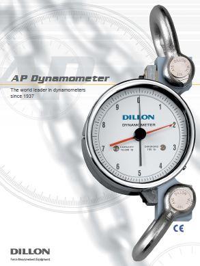 Dillon AP Dynamometers