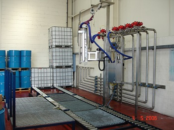 FT-100 Filling Systems