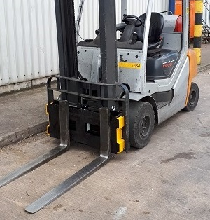 View Fork Truck Scales Product