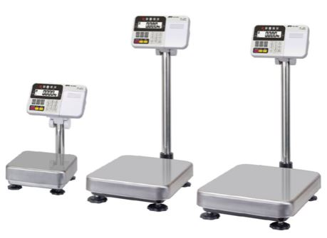 HV Series Bench Scales