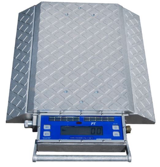 PT DW Solar Portable Weigh Pad