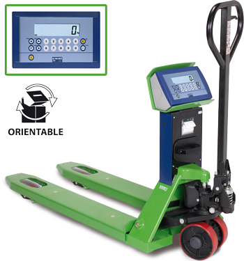View Pallet Truck Scales Product