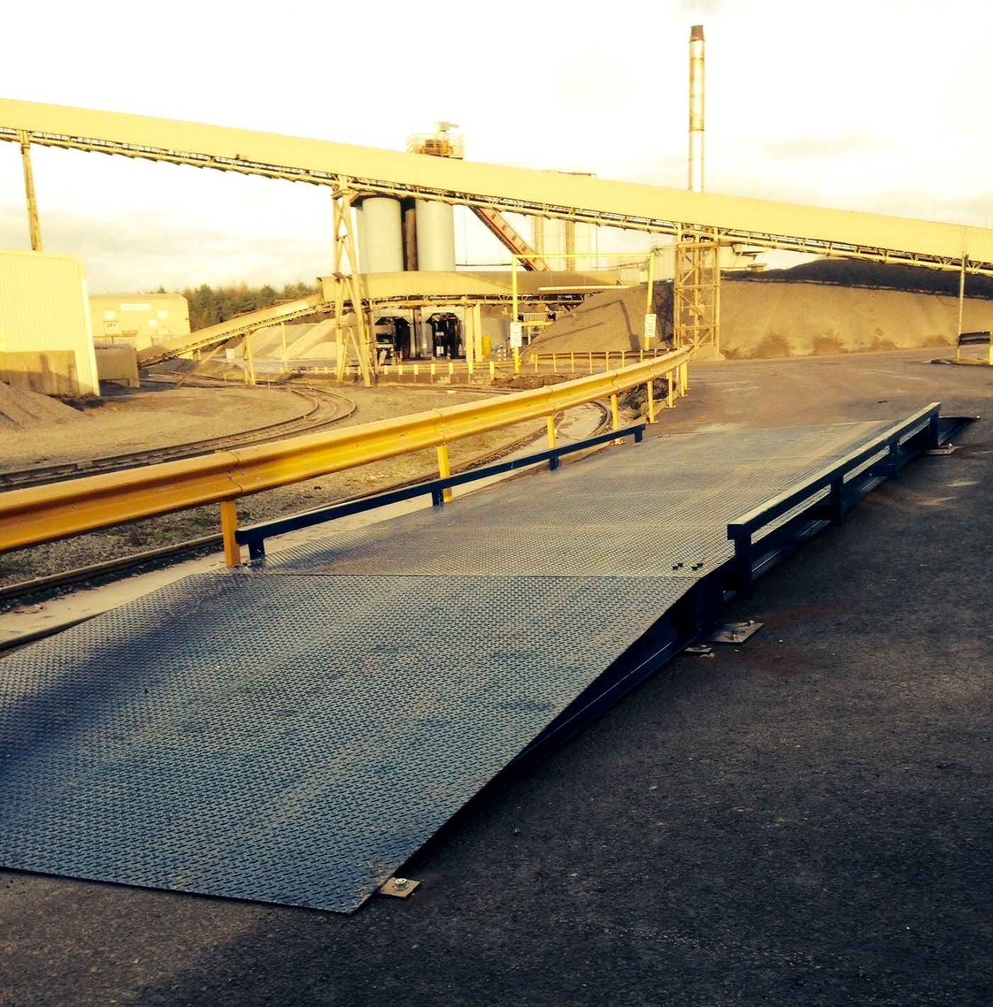 Surface Mounted Weighbridges