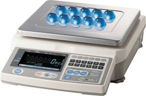 View Counting Scales Product