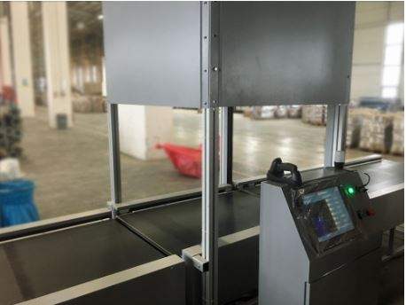 Resolution 5 Inline Dimensioning Checkweigher large image