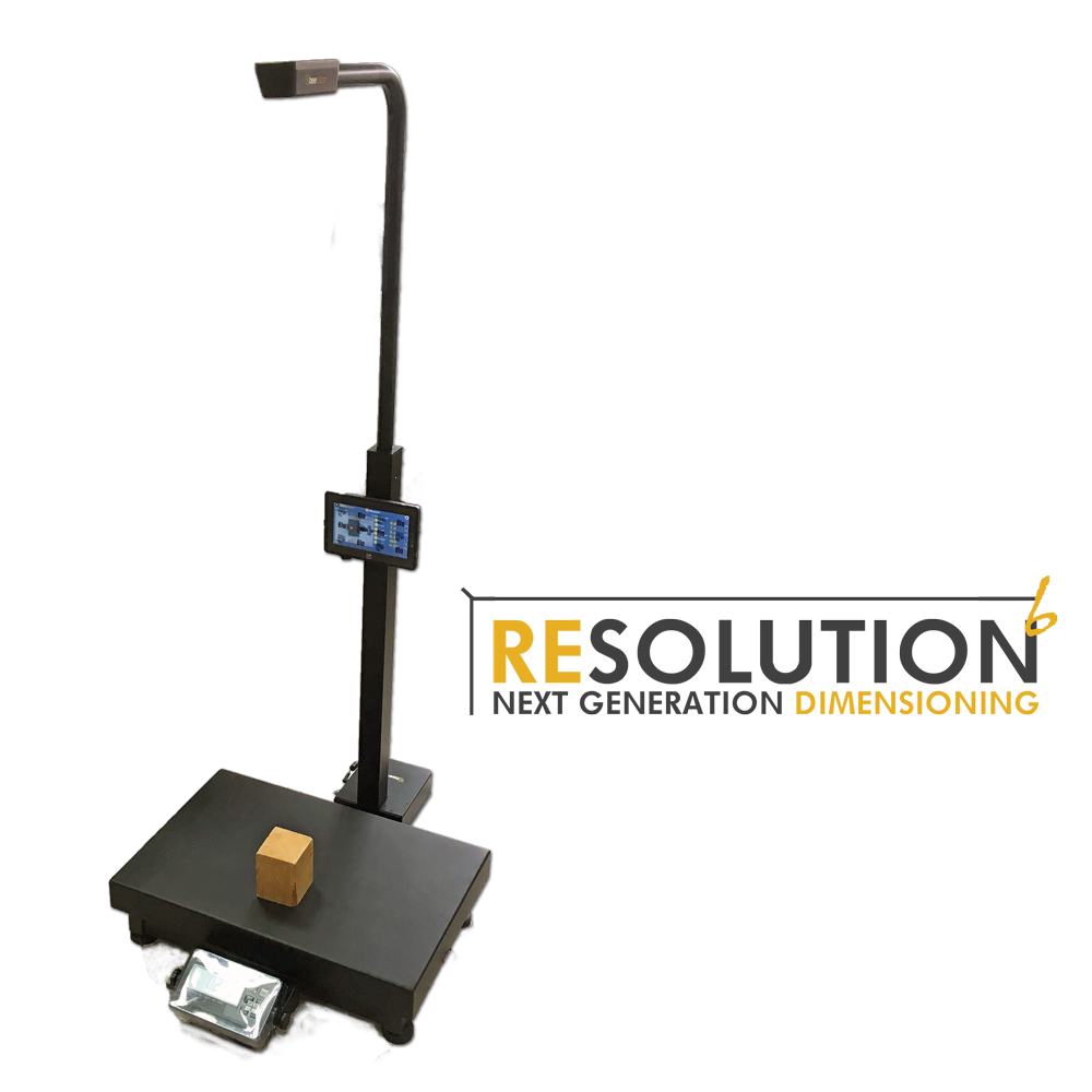 Resolution 6 Compact Dimensioning Station large image