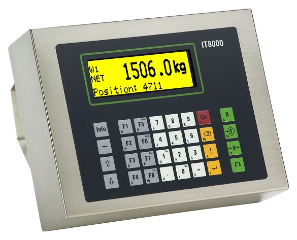 IT8000 ATEX Programmable Indicator