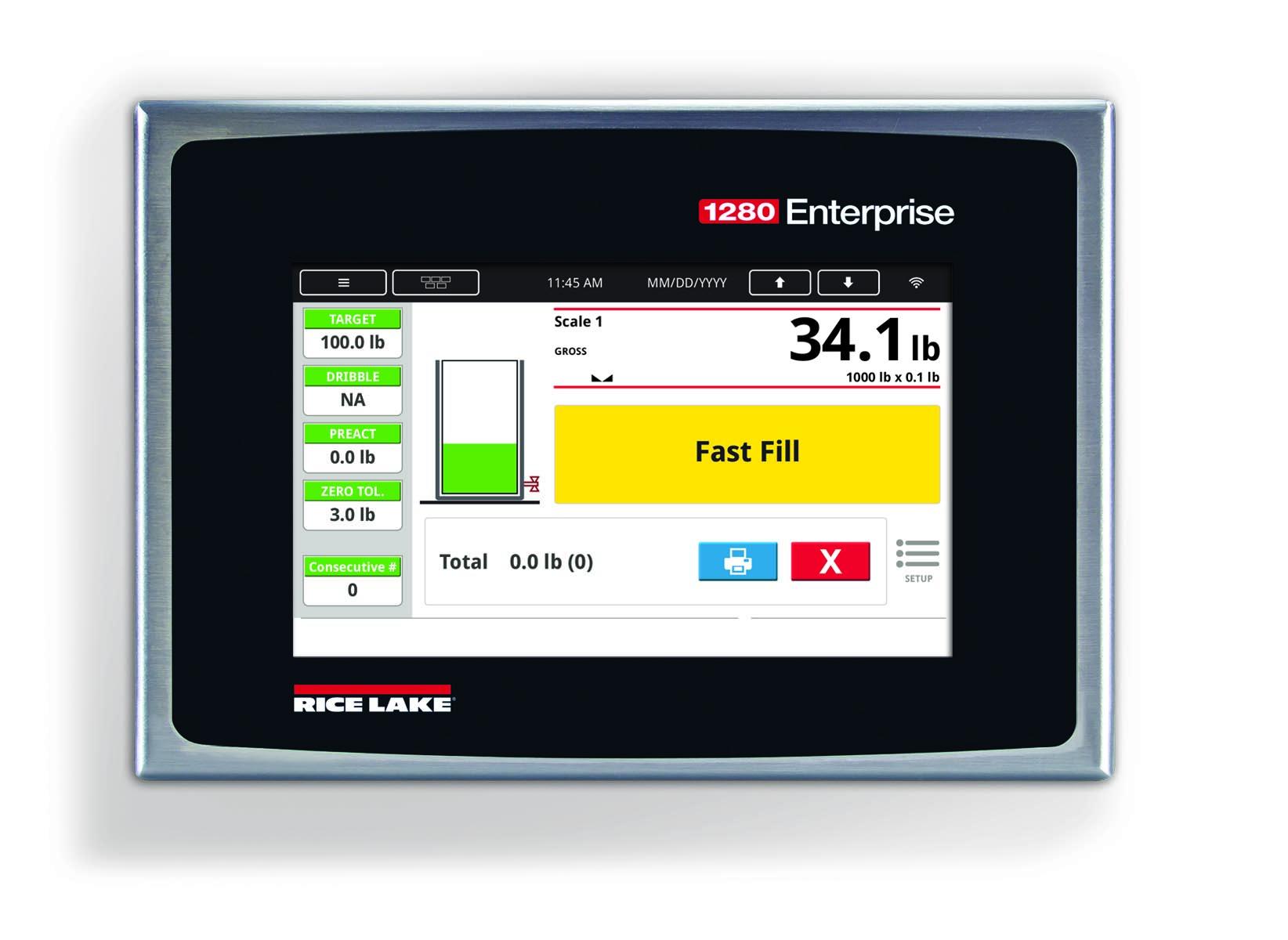 1280 Enterprise Programmable Terminal large image