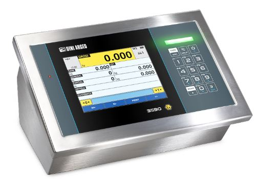 ATEX 3590EGT Touch Screen Zone 2 & 22