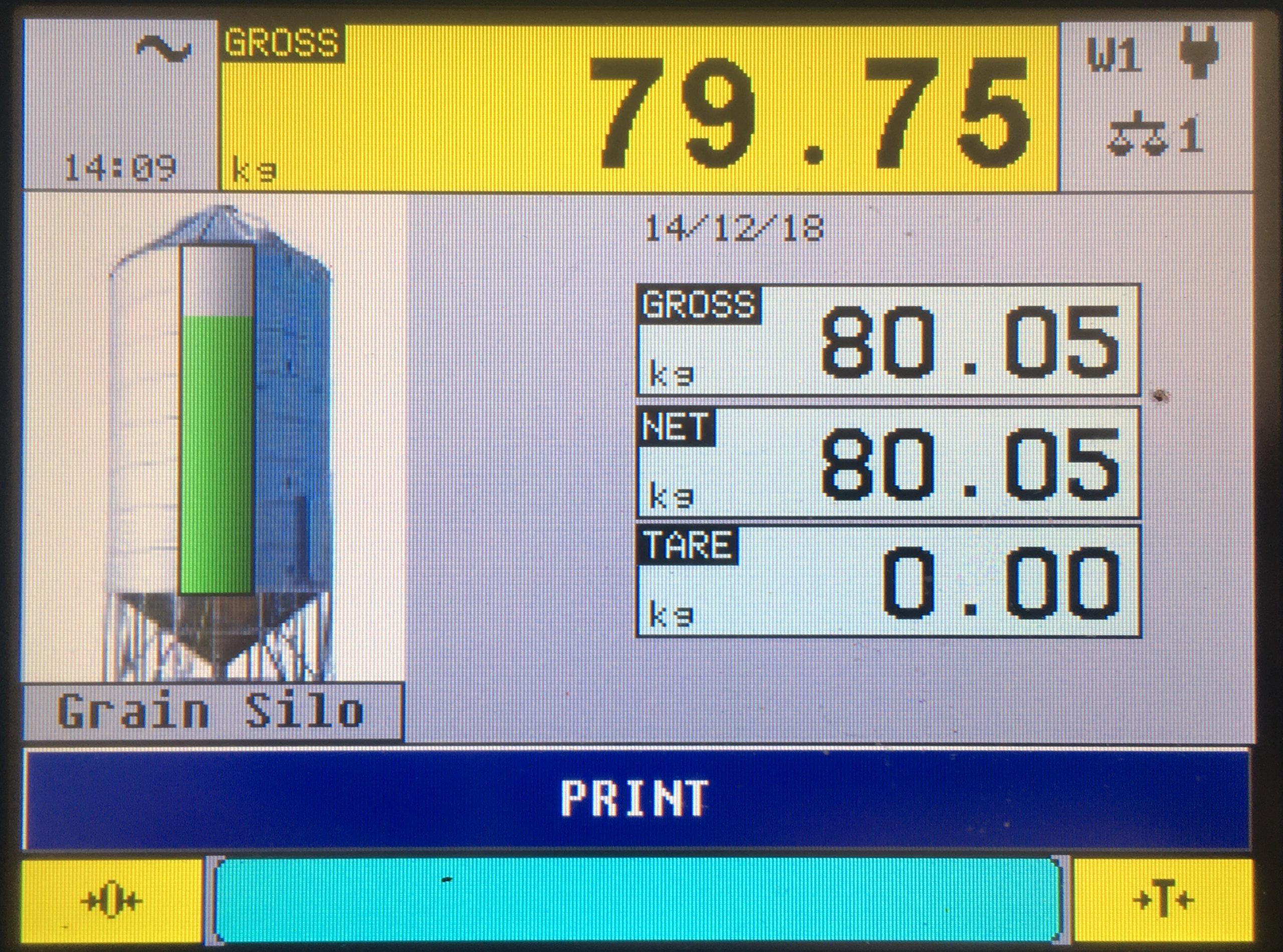 ATEX 3590EGT Touch Screen Zone 2 & 22 large image