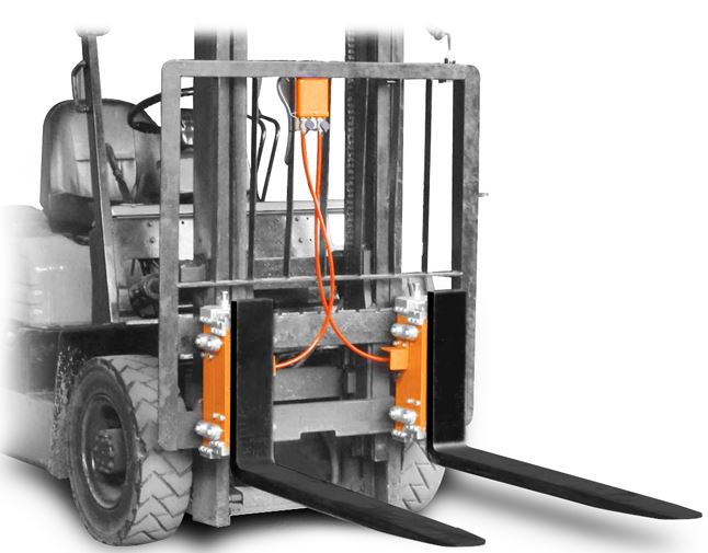 LTS Fork Truck Scale
