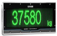 GR100i Alpha Numeric Display